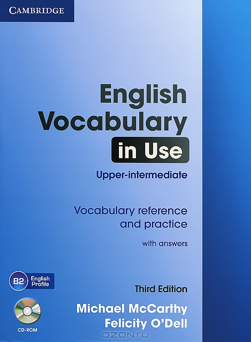 English vocabulary in use elementary ответы решебник