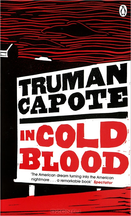 a literary analysis of the novel in cold blood by truman capote