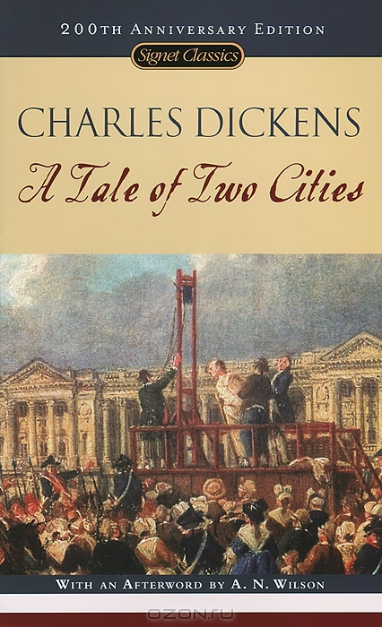 a tale of two cities charles darnay essay