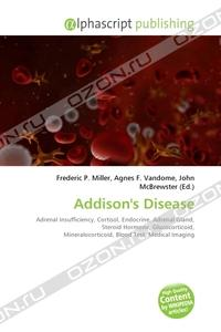 addison s disease hypocortisolism Addison's disease – hypocortisolism addison's disease, also known as hypocortisolism, is a disorder in which your adrenal glands produce too little cortisol and often insufficient levels of aldosterone.