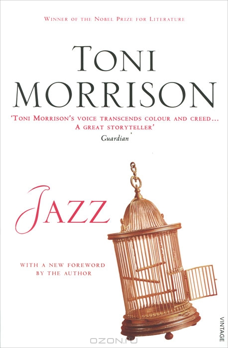 the importance of setting in toni morrisons book jazz Books out for review cfps: us studies online cfp critique the year that this novel is set morrison chooses to remember coleman by 6 toni morrison, jazz.