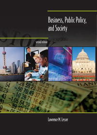 business society and policy