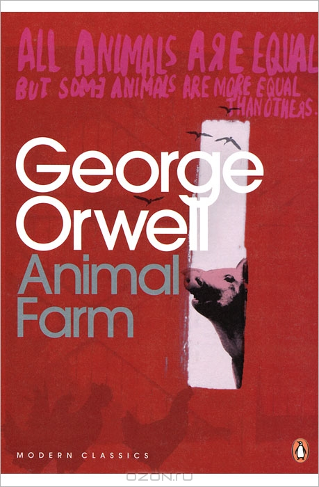 a story of rebellion and dictatorship in george orwells animal farm