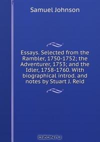 samuel johnson essays idler