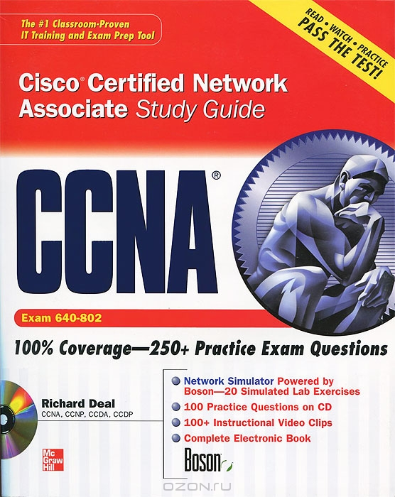 CCNA Certification All-In-One For Dummies - pdf - Free