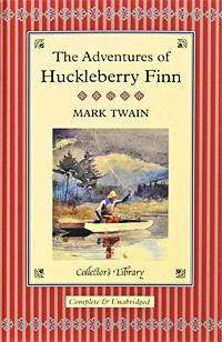 the adventures of huckleberry finn how